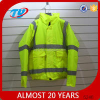 TY16 yellow work jackets