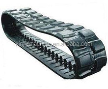 rubber crawler track for mini excavator Yuchai YC35