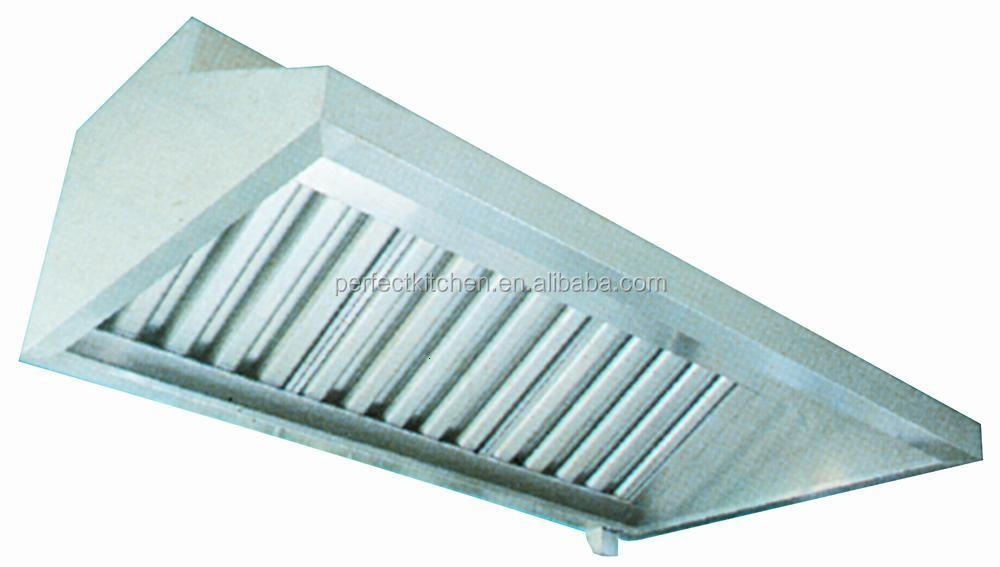 Restaurant Kitchen Hoods Stainless Steel ~ Industrial kitchen fume hood stainless steel
