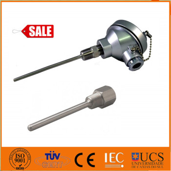 Pt100 RTD Temperature Transmitter 4-20 mA