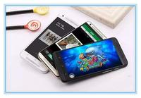Brand new one m7 mobile phone m8 android 4.4.2 smartphone portable speakers usb 2013 cell phone