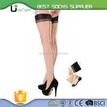 U+ B-1240637 ladies in seamed stockings