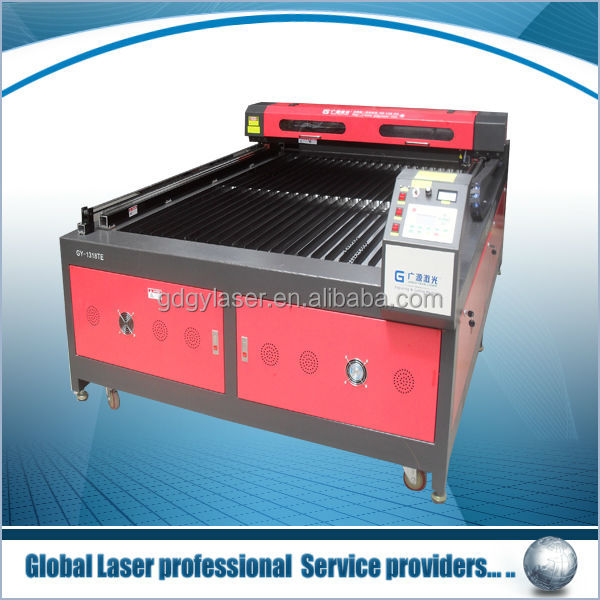 Guangzhou high quality and hot sale laser and galvo GY-1325TE