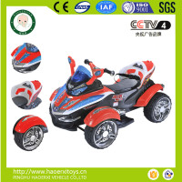 hot kid drivable open door toy car, electric toy car engine sale