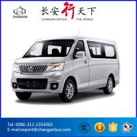 Hot sale Chana G10 gasoline mitsubishi engine mini van with low price