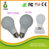 9W Ceramic led bulb 360 beam angle indoor decoration e27 led bulb light from shenzhen manufacturer