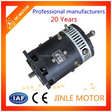 CE certified 48v small powerful electric motor