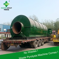 Top Quality 6th Generation Waste Tyre Pyrolysis Plant To Oil With 7-10 Days Installation