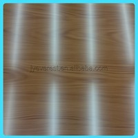 wooden grain galvanized steel sheet for construction use