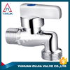 chrome brass water bibcock manual power with electric motorize iron handle with long alum PN 40 high quality PPR new bonnet PTFE