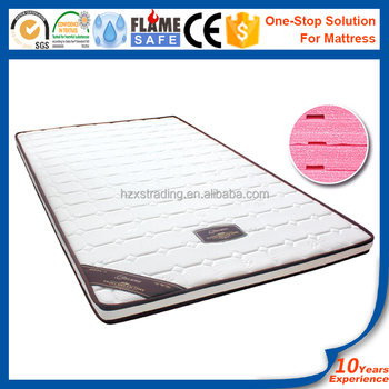 MBS G2 Synthetic Washable Mattress Waterproof Foldable Mattress Hospital Mattress Hotel Mattress Cheap Price Hangzhou Factory