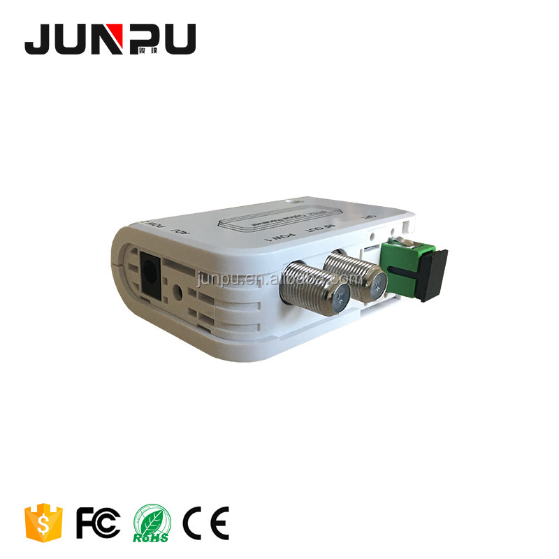 Built-in Filter Ftth Catv Optical Receiver 2 Ports Applied For Gepon <strong>Network</strong>