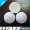2 piece practice golf ball, can custom logo