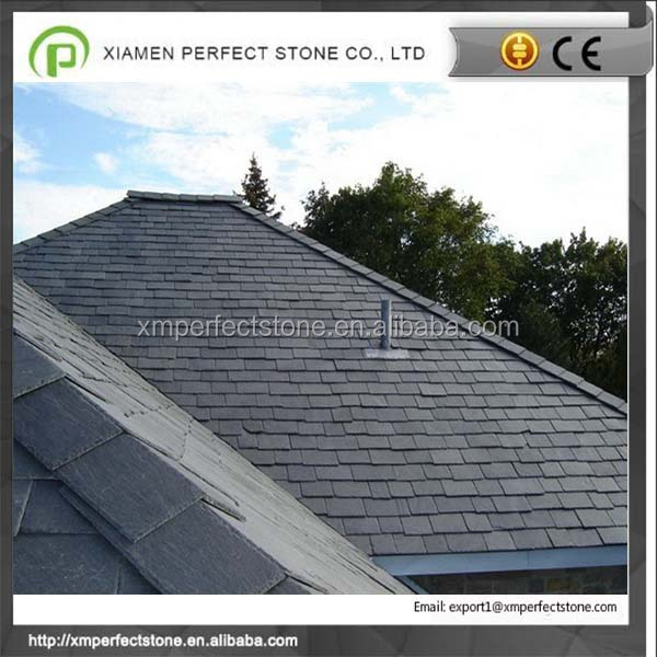 Cheap stone and tile natural roofing slate