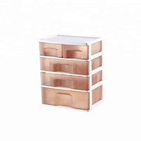 Good supplier cabinet drawer stackable plastic storage box