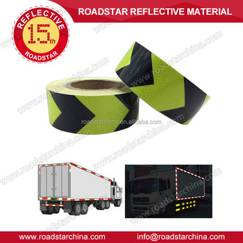 Light Reflective Safety Decals Sticker Tape for Truck Van Vehicle Car