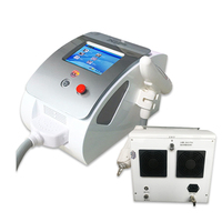 New design portable laser hair removal machine, home laser skin rejuvenation, stretch mark removal beauty machine