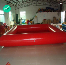 4x4x0.8meter hot sale popular funny inflatable pool rental on sale