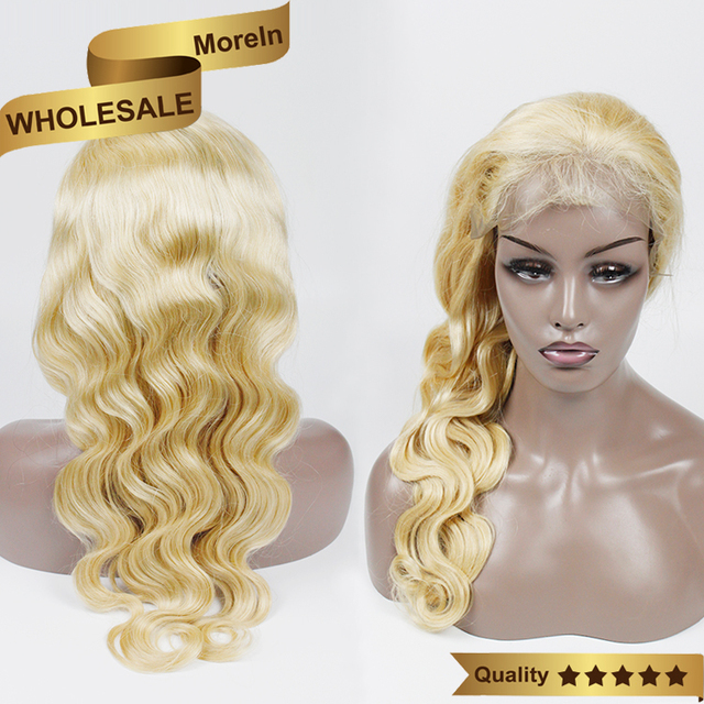 Guangzhou brazilian 613 body wave human hair full lace wig for black women,Raw Virgin Brazilian Body Wave Lace Frontal wig