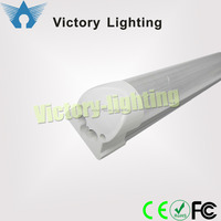 free shipping 4 foot 1200mm 22w t8 integrated led light v