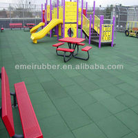 kids indoor playground rubber floor