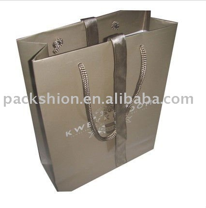 Paper Fragrance Packaging Bag