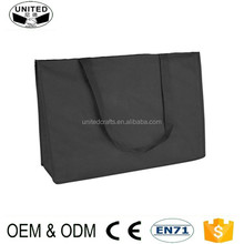 2018 Non-Woven Large Reusable Foldable Shopping Bags with custom logo
