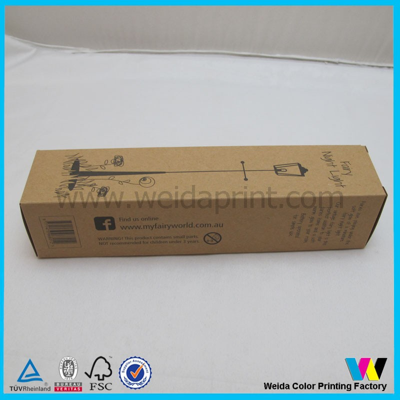 Lamp packaging box/ light packaging box