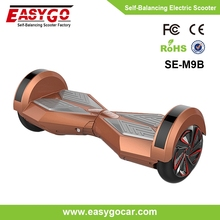 2015 newest Bluetooth light intelligent Self balance Electric Scooter skateboard