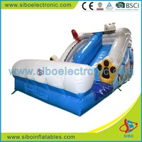 GMIF5215 chrismas inflatable slide cheap price with wholesale