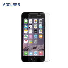 Wholesale cell phone accessories glass tempered for iphone 6 0.33m 9h lcd screen protector free sample