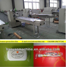Best Price Horizontal Toliet Soap Bar Pillow Packing Machine 0086-18321225863
