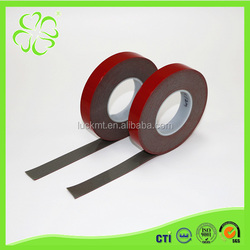 Free Samples Acrylic Adhesive Double Sided 2mm Foam Tape for Car