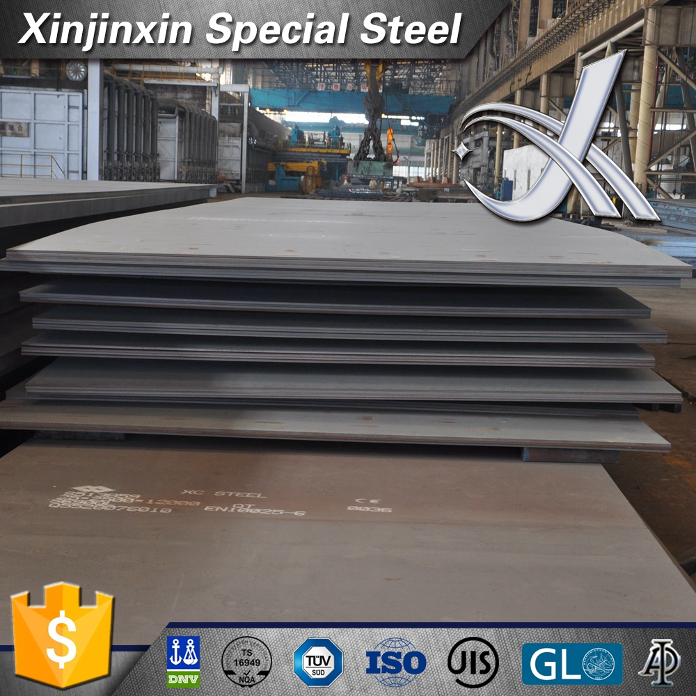 Q235 A mild steel plate for hot rolled