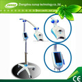 Cold light teeth whitening lamp machine, floor stand led dental whitening lamp
