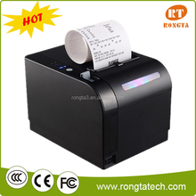 300mm/s smooth unique shape designed mini receipt printer with optional colors