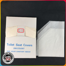 Disposable Travel Pack Toilet Seat Cover Paper