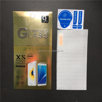 for iPhone x cell phone glass clear protective film screen protector tempered glass for iphone clear film