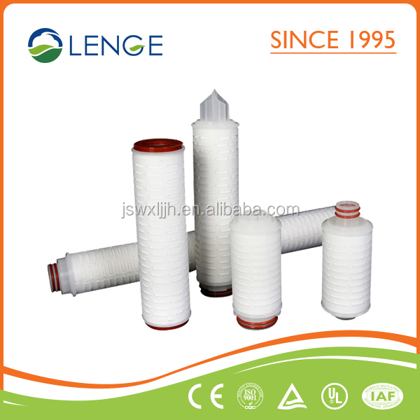 Hot Sale, 0.1, 0.2 micron filter cartridge with great price
