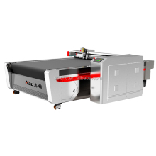 computerized textile automatec cutting machine