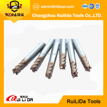 Manufacturers wholesale used carbide hss end mill cutter