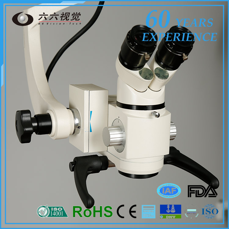 YZ20P6 Microsurgery Surgical Microscope With 12.5X Eyepiece