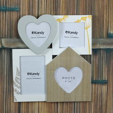 Welcome OEM ODM ornate collage picture frame,handmade collage photo frame,high quality standard interchangeable photo frame
