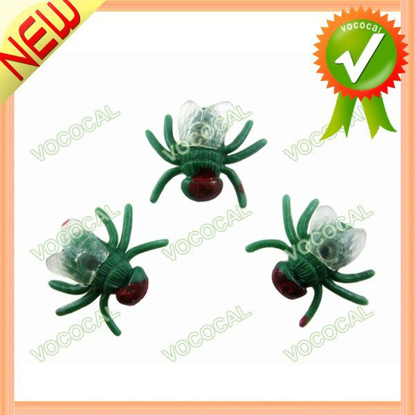 Micro Plastic Insects Fly Toy
