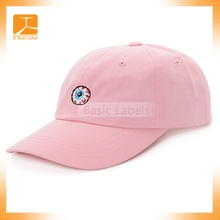 wholesale men or women cheap promotion customized 3D embroidery logo closed back cap full closure flex fitted golf baseball hat