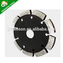 Diamond concrete cutting saw blade tuck pointing tools