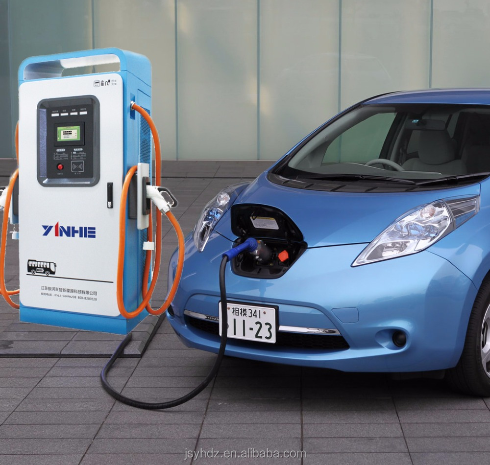 Ccs Standard Ev Charging Use Electric Car Dc Charging
