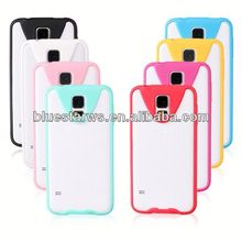 2014 hot sell frame tpu for samsung s5 smart phone case