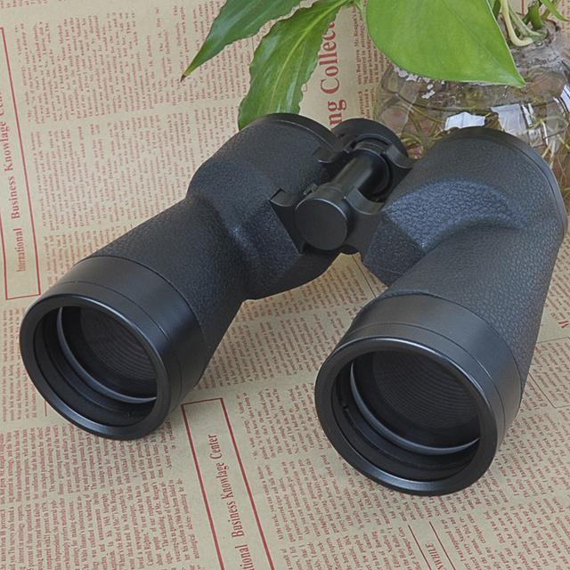 10x50 Binoculars Waterproof Distance Calculator Ranging Reticle Compass Power Military Binocular 10x50