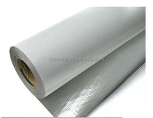 composite insulation material corrugated paper backed aluminum foil